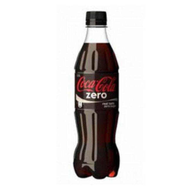 CocaCola Zero Pet 40cl.